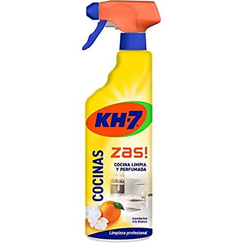 KH-7 Producto de Limpieza para la Cocina, 3x 750 ml (Total: 2250 ml)
