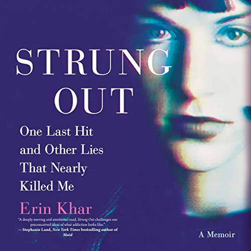 Strung Out audiobook cover art