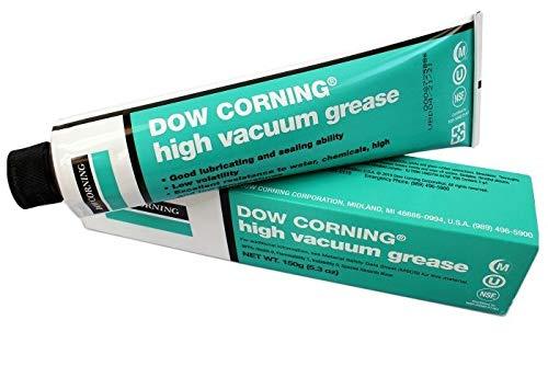 Dow Corning Vacuum Lubricant 5.3oz Tube