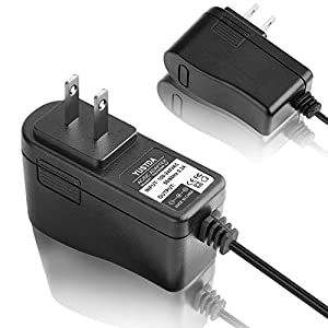 Yustda AC Adapter for TP-Link Routers:TL-WR842ND, TL-WDR3500, Archer C20i, TL-WA7510N, TL-WA5210G,TL-ER604W, TL-SC3230N 12V DC 1.0 A Switching Charger Power Supply