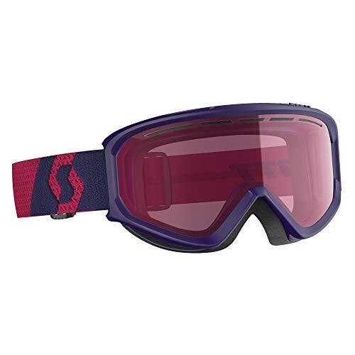 Scott Fact Goggle Lila, Skibrille, Größe One Size - Farbe Purple - Enhancer