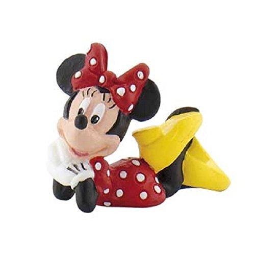Bullyland 15503 - Disney Minnie Mouse Liegend
