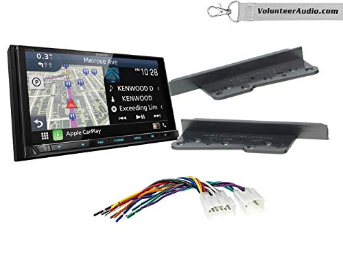 Why Should You Buy Kenwood Excelon DNX996XR Double Din Radio Install Kit With Apple CarPlay, Android...