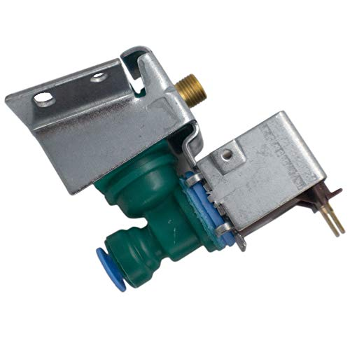 Price comparison product image Supplying Demand W10238100 Refrigerator Single Solenoid Water Valve Replaces WPW10238100