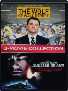 2 Movie Collection (The Wolf of Wall Street/Shutter Island)
