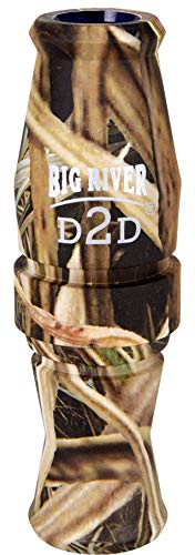Flambeau Outdoors BR925 Big River D2D (Dawn-to-Dusk) Goose Call, Realistic Waterfowl Call, One Size