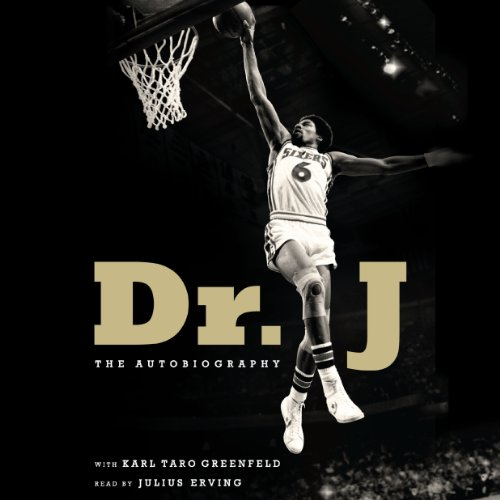 Dr. J Unabridged cover art