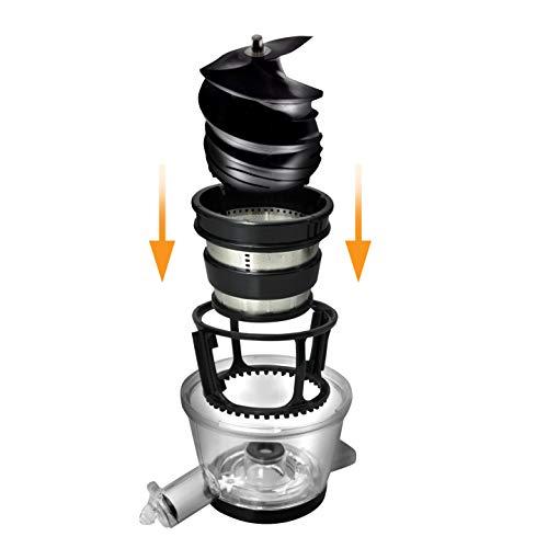 elettrica, dimensioni gsj-a500filtro, Polimero privo di BPA, Nero
