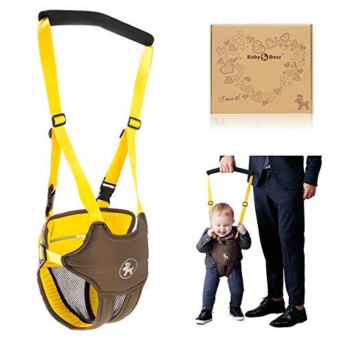Lauflernhilfe Gehhilfe für Baby - Einstellbare Baby Toddler Parenting Walking Assistant Schutzgürtel Sicherheitsgurte Gürtel Baby Antiverlust Gürtel Geeignet für Baby von 10-24 Monaten