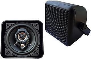 Renegade Auto Aufbau Lautsprecher bestens geeignet für Wohnmobile Camping Womo Caravan