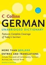 Collins German Unabridged Dictionary, 7th Edition (Collins Language) [Hardcover] [2007] 7 Una Blg Ed. HarperCollins Publishers Ltd.