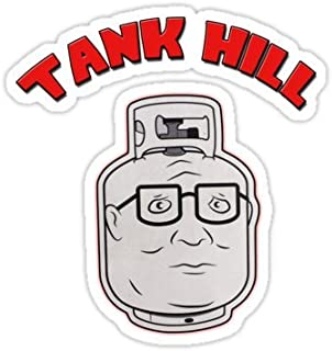 tank hill sticker