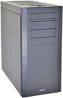 Lian-Li Case PC-A61B Mid Tower 3.5/2.5inch x6 HDD USB PSU XL-ATX/microATX/ATX Black Retail