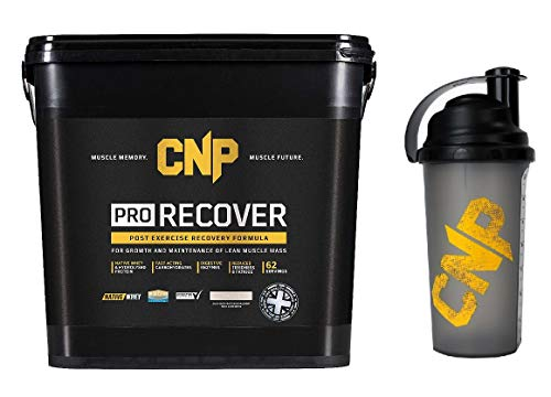 CNP Professional Recover - Strawberry, 5kg, with 700ml CNP Shaker