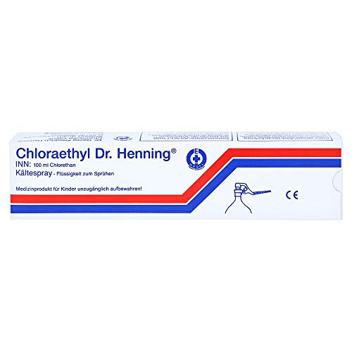 CHLORAETHYL Dr. Henning Hebe 100 ml