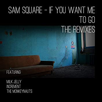 If You Want Me To Go (The Remixes)