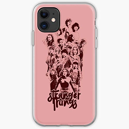 Roadiress Eleven Things Stranger Compatible con iPhone 12/