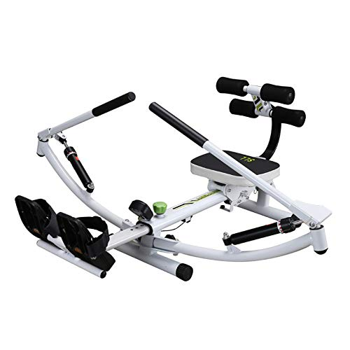 jooe Vogatore Pieghevole da Interno con Regolabile Attrezzature Fitness A Casa Adatto per L\'esercizio Completo del Corpo