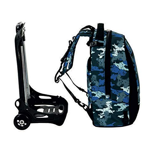 YUB URBAN GRAPHIC ZAINO TROLLEY JACK