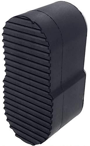 Airsoft magic Gummi-Pad für P90 Airsoft, Schwarz