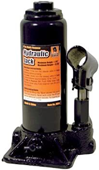 Black Bull 4-Ton Multi-Purpose Hydraulic Bottle Jack