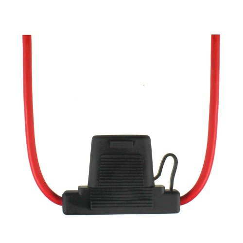 Offgridtec 10mm² Standard-Flachsicherungshalter für Maxi Sicherungen