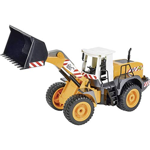 RC Auto kaufen Baufahrzeug Bild 3: Carson 500907283 1:20 Radlader 2.4G 100% RTR*