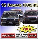 DTM Paket 1992 * alle Rennen in kompletter Länge