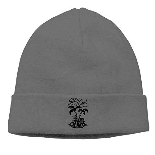 Preisvergleich Produktbild MLNHY Unisex Beanies Caps Stay Cool with Balter Skull Hats Soft Hedging Cap