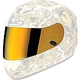 HJC Helmets Shield - HJ-09 (Gold)
