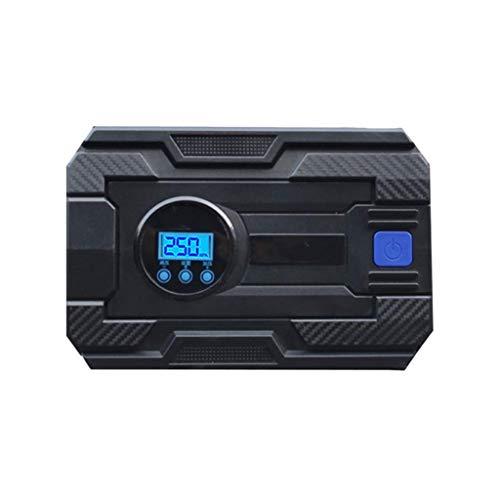 XYSQWZ Inflador De NeumáTicos PortáTil para Coche, Bomba De Compresor De Aire Sn Digital, Bomba De Inflado De NeumáTicos Inteligente De 12 V para Coche, Motocicleta, 22 Cilindros