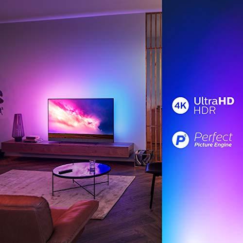 TV LED 4K 126 cm 50PUS8804, 1080p [Classe énergétique A]