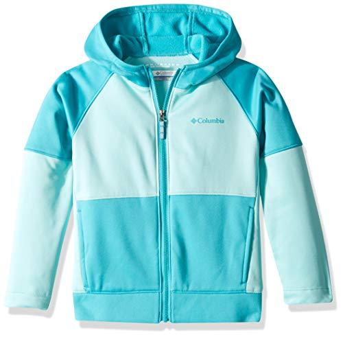 Columbia Unisex Everyday Easy Full Zip Fleece-Oberbekleidung-Jacken, Gulf Stream, Geyser, Small