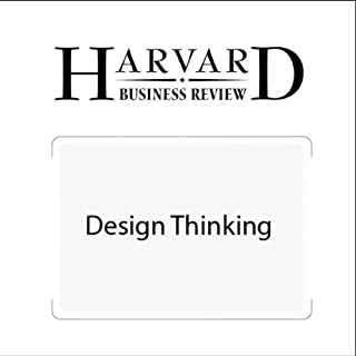 Design Thinking (Harvard Business Review) cover art