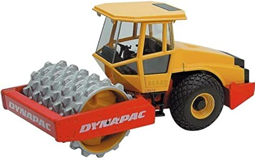 Dynapac CA512 Vibratory Roller with Padfoot Drum by Joal