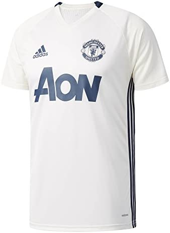Adidas MUFC TRG JSY Camiseta Manchester United FC Hombre