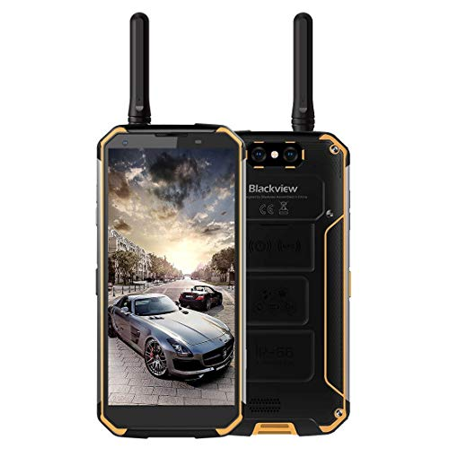Blackview BV9500 Pro - Double Sim - 128 Go, 6Go RAM - Jaune