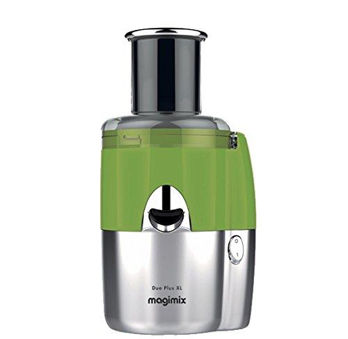 MAGIMIX Entsafter Juicer Duo Plus Xl grün