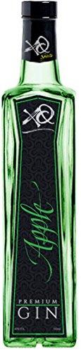 XQ Apple Premium Gin - Española - Ginebra sabor manzana grannie. 0,7 L