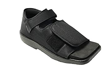 Mars Wellness Premium Post Op Broken Toe / Foot Fracture Square Toe Walking Shoe - Womens - Medium