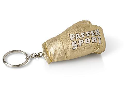 Paffen Sport Key Mini-Boxhandschuhe als Schlüsselanhänger; Gold