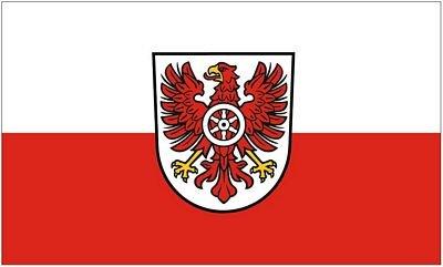 Fahne / Flagge Landkreis Eichsfeld 90 x 150 cm