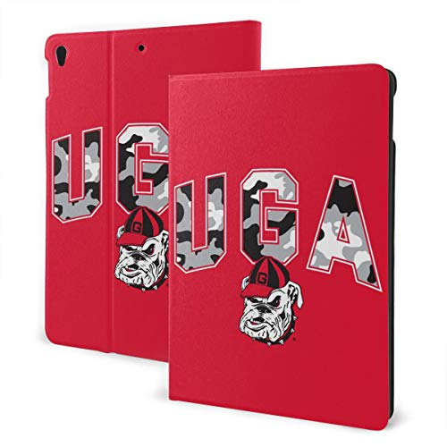 G-Bulldogs Flip Rotating PU Leather Case for Ipad Air3(3rd Gen)/Ipad Pro 10.5 Tablet,Shockproof Soft TPU Back Cover,Smart Protective Case with Auto Sleep/Wake Feature