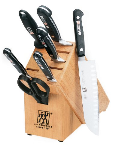 Big Sale Best Cheap Deals Zwilling J.A. Henckels Pro S Stainless-Steel 8-Piece Knife Set with Block
