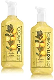 Best creamy luxe hand soap bath and body works Reviews