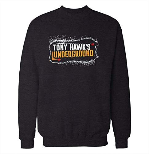 Tony Hawk Underground T Shirt Hoodie for Men, Women Full Size.
