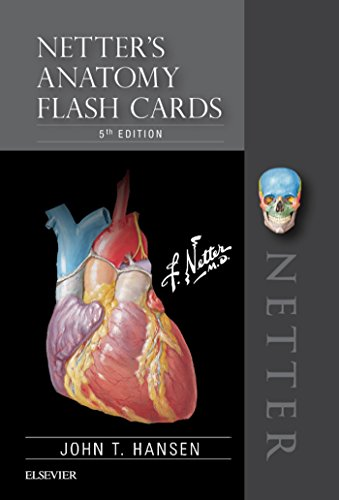 Netter's Anatomy Flash Cards E-Book (Netter Basic Science) (English Edition)
