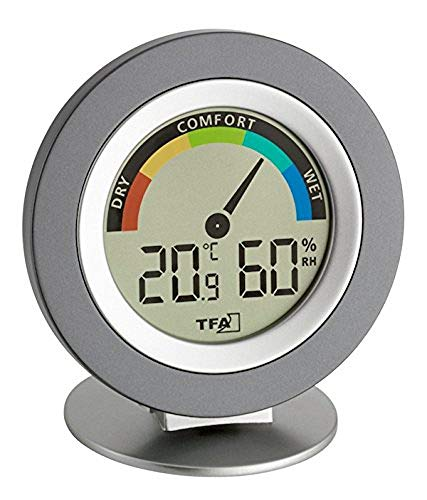 TFA 30.5019.01 Cosy Digitales Thermo Hygrometer