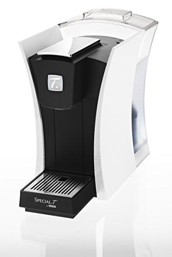 Nestle カプセル式ティーマシン SPECIAL.T ヒマラヤホワイト ST9662.62WH