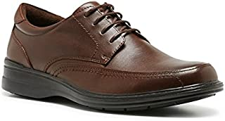 Hush Puppies Mens Torpedo Lace-Up Flat Shoes